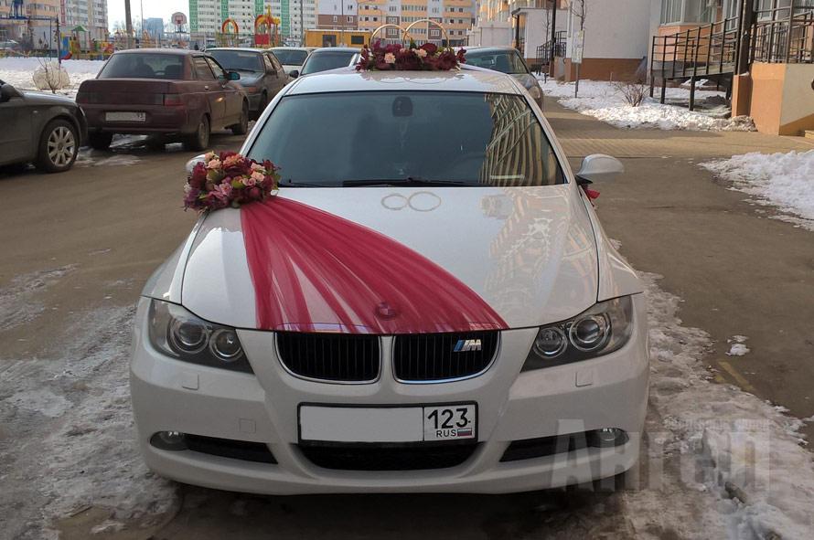 Свадебные аксессуары на машину 16
