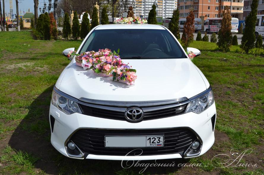 Свадебные аксессуары на машину 126